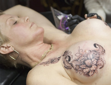 Molly Ortwein and her Personal Ink