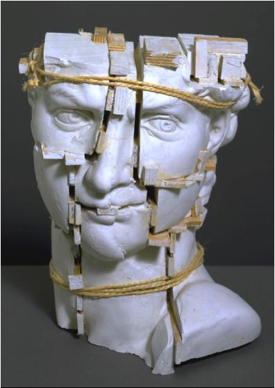 Sir Eduardo Paolozzi, Michelangelo's 'David'?, 1987
