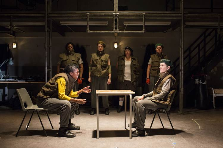 Henry IV at the Donmar Warehouse. Source: http://www.donmarwarehouse.com/whats-on/donmar-warehouse/on-now/2014/henry-iv