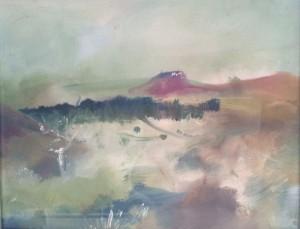 Christabel 3 View of Dartmoor