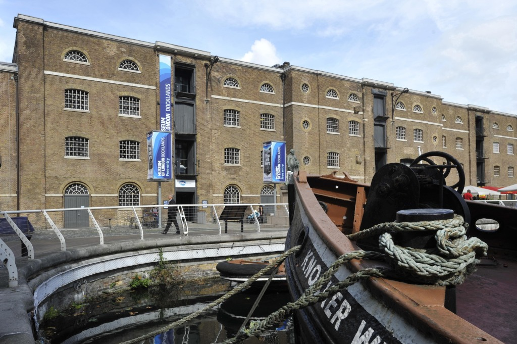 Museum of London Docklands version 3 © Museum of London