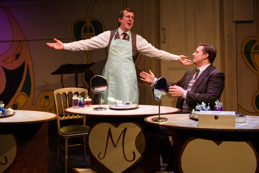 She Loves Me, Landor Theatre, 4th February - 7th March 2015, courtesy Darren Bell-12