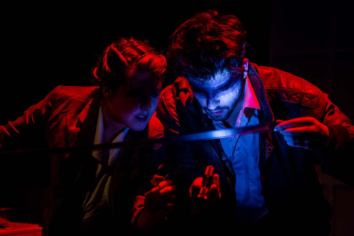 Idle Motion present Shooting With Light at the New Diorama Theatre