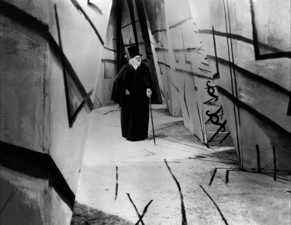Still from Robert Weine's 'The Cabinet of Dr Caligari'