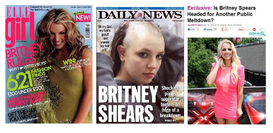 Britney headlines
