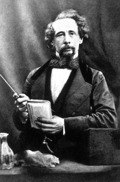 Charles Dickens - Stephen Browning via Telegraph