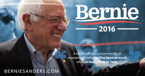 Photo Credit: Berniesanders.com
