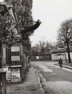 'Le saut dans le vide' by Yves Klein