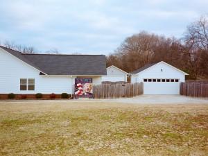 Carole's House, Madison, AL, February 29, 2016.