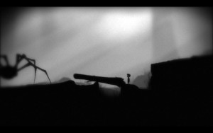 A still from 'Limbo'. Image courtesy of PC World.