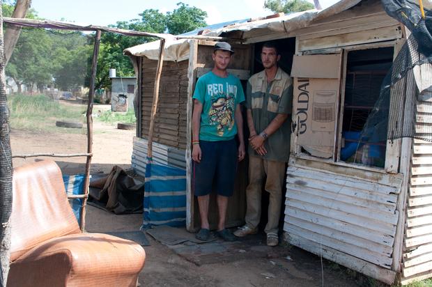 Residents of Orania - Image courtesy of Kajsa Norman