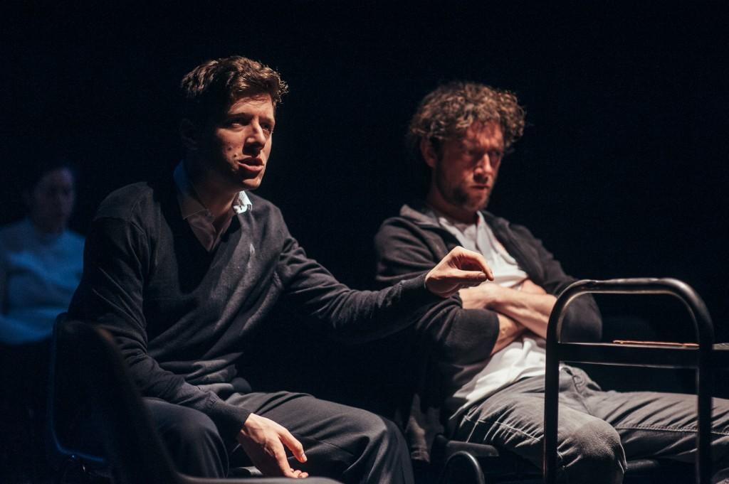 Alexander Forsyth and Graham O'Mara. Image courtesy of David Monteith Hodge